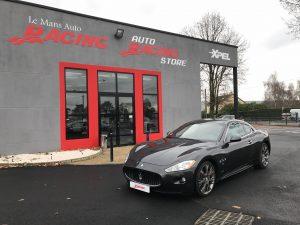 Maserati Gran Turismo Le mans auto racing