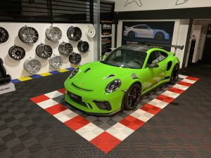 Porsche 991.2 GT3 RS Pack Weissach le mans auto racing