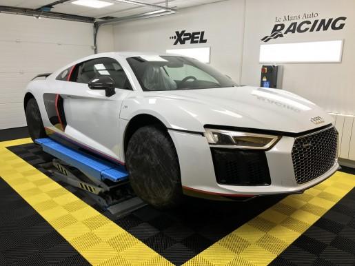 Audi R8 V10 24H Sélection Le Mans Auto Racing